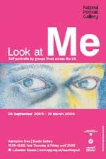 Look At Me Poster