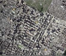 Click to Enlarge google earth pic of New York