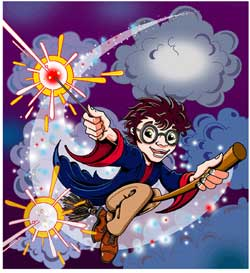 harry potter c. Stuart Harrison