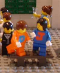 little artists lego image