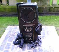 road peace memorial by Tom Murphy