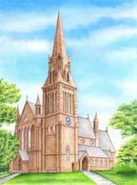 runcorn parish church