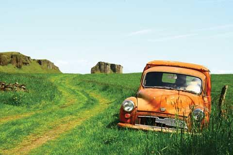 orange-car