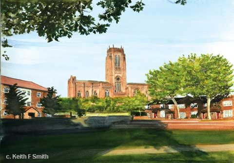 anglican cathedral keith f smith