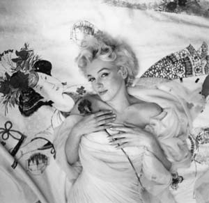 Marilyn Monroe © Cecil Beaton Archive, Sothebys London / Collection National Portrait Gallery, London