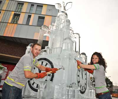 Ice-Sculptors