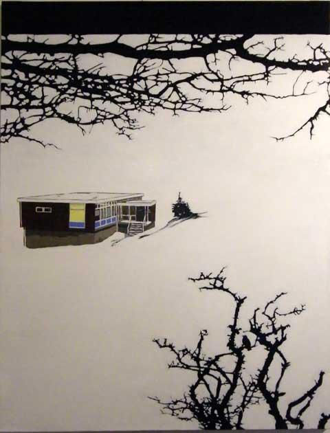 The School by Gareth Kemp