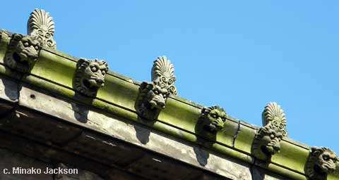 The Oratory Gargoyles