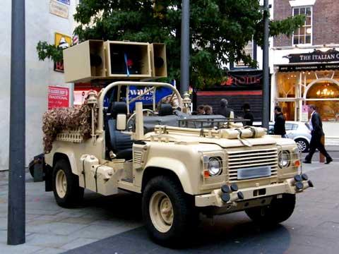 War Veteran Vehicle - Krzysztof Wodiczko