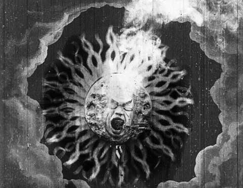 Georges Méliès Voyage a travers l'impossible (1904)
