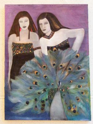 Twins.   Alice Lenkiewicz