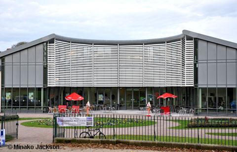 Birkenhead Park Pavilion and Visitor Centre