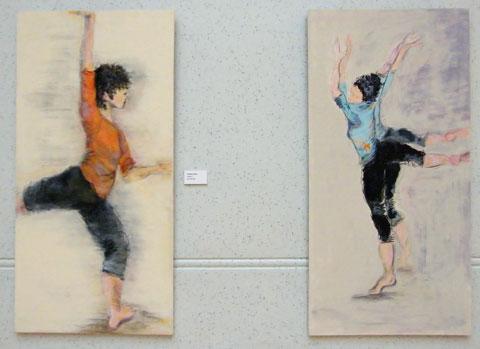 Dancers.   Christina Coleman
