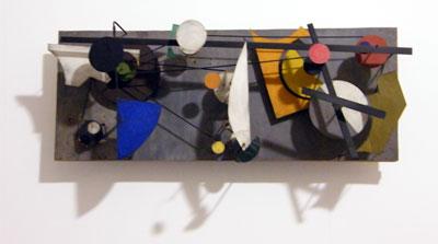 Jean Tinguely. 'Miracle Machine, Meta-Kandinsky I' 1956. Museum Tinguely, Basel