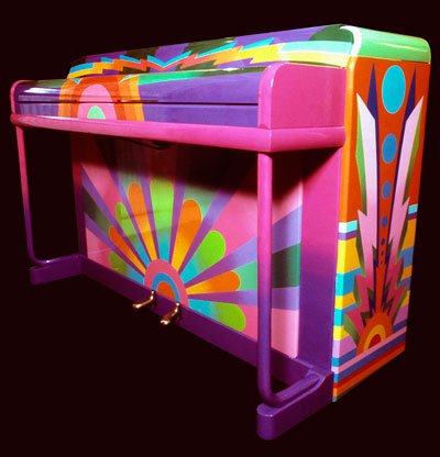 Paul's Magic Piano.   Dudley Edwards