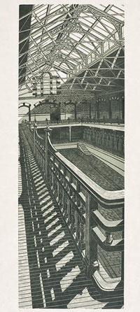 c. Anne Desmet. Deserted Pool VBM, 2007,