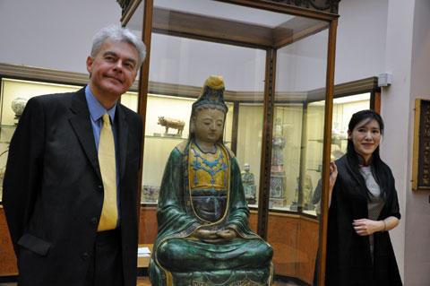 Professor Nick Pearce and Dr Yupin Chung