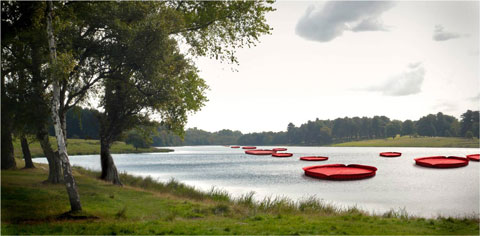 Steve Messam 'Lily' Proposal for Tatton Biennial