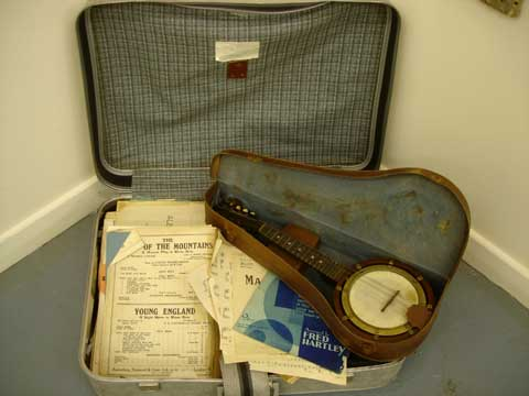 Banjo Case