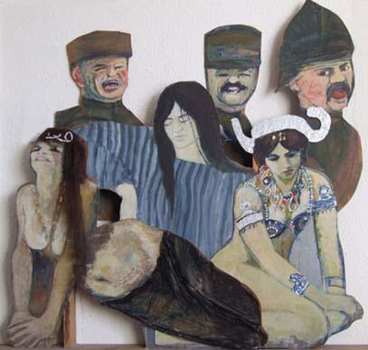 Mata Hari, Frances Conway-Seymour
