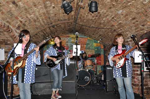 Chelsea at the Cavern