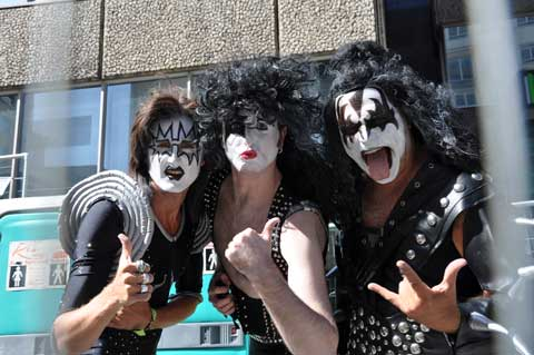 Hotter Than Hell Kiss Tribute Show