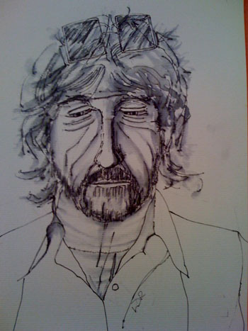 big draw self portrait drawing show artinliverpool com