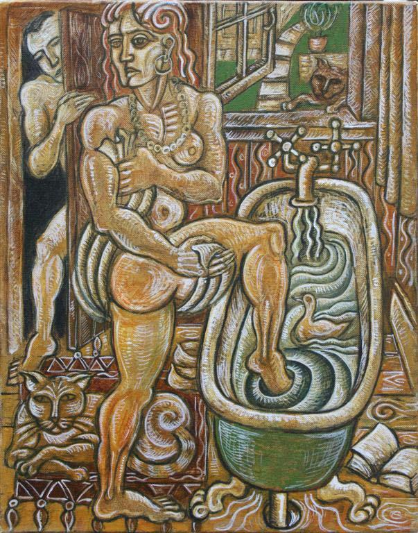Stephen G Bird - Bath Time