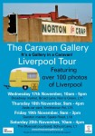 The Caravan Gallery Returns to Liverpool – Nov 2010