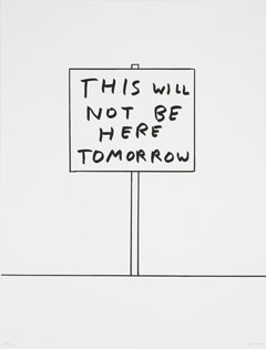 David Shrigley, Untitled, 2009, hand drawn