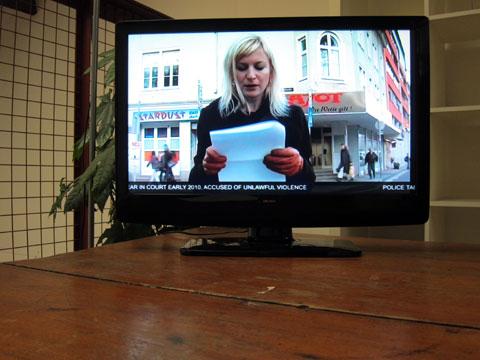 In Situ 66: Revealing Contemporary Struggles, video still