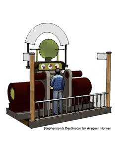 Stephenson's-Destinator-by-Aragorn-Horner