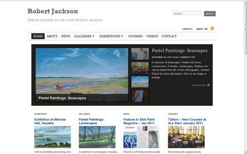 robert-jackson-website