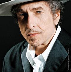 Bob Dylan c. William Claxton
