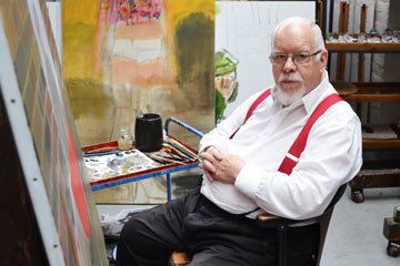 Sir Peter Blake: Patron of John Moores 2012 Painting Prize