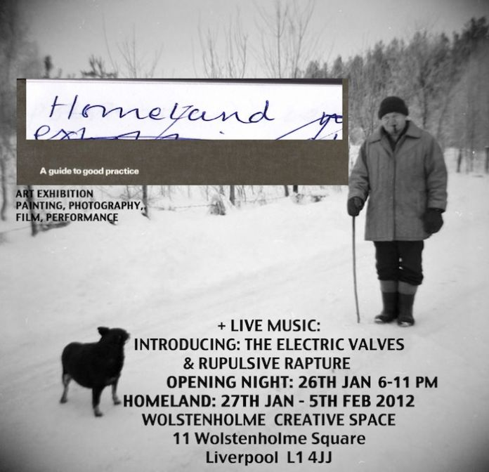 Wolstenholme Creative Space presents