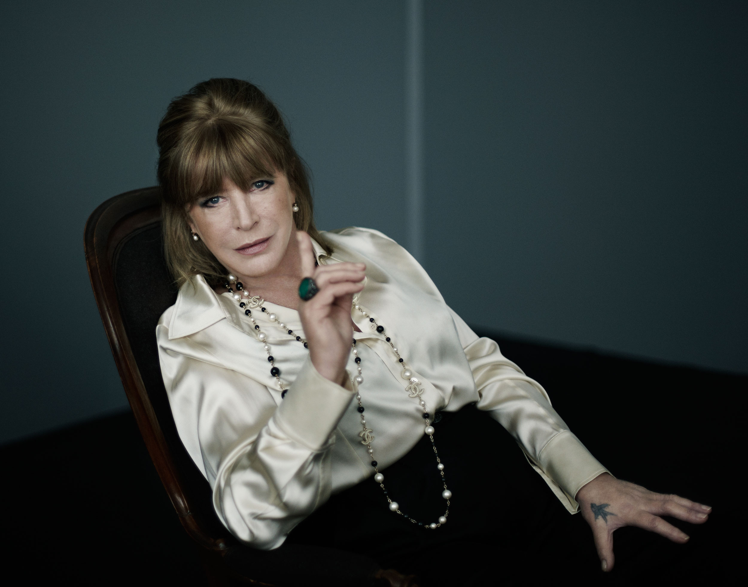 Tate Liverpool:  Marianne Faithfull  co-curator in DLA Piper Series