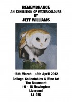 Collage Collectables: Remembrance-Jeff Williams
