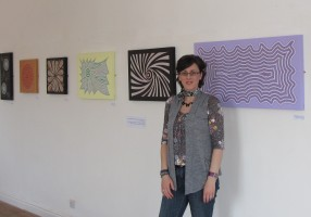 Crosby Gallery: Oh! You Pretty Things! Clare Elllis