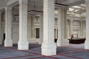 Cunard Building: Liverpool Biennial — The Unexpected Guest