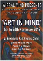 Birkenhead Visitor's Centre: Art in Mind