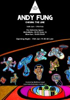 Bohemian Space: Solo Show by Andy Fung
