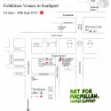 Events List: Art for Macmillan 1 June – 30 Sept 2013
