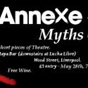 Maya: The Annexe Writers Present MYTHS