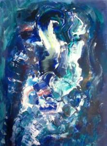 'Cascade' by Frances Heyes.