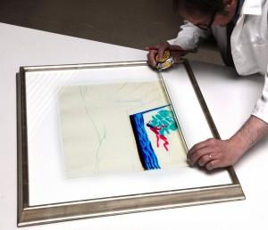Crayon Study - Photograph by Patrick M Higgins