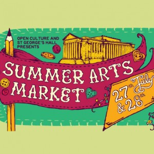SummerArtsMarketEventLogo