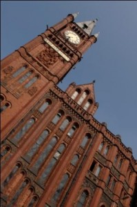 Alfred Waterhouse Talk image - credit Tracey Gibbs