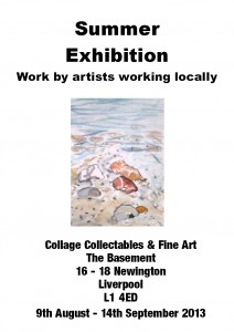 Summer Exhibition at Collage Collectables & Fine Art