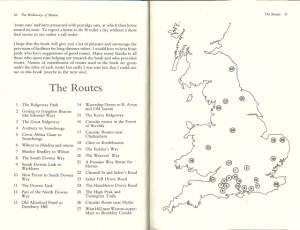 Bridleways of Britain Map